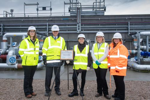 New £21m sewage works in Inverurie is first of its kind in Scotland