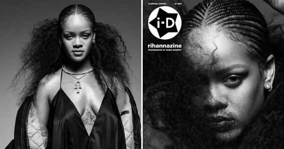 Rihanna treats us to brand new zine while we continue to patiently wait for *that* album