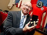 Nobby Stiles dies at 78 after Alzheimer's battle as fans mourn icon