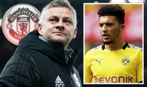 Man Utd boss Ole Gunnar Solskjaer gives coy response to Jadon Sancho transfer talk