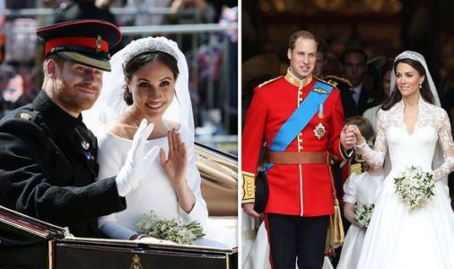 Crucial difference between Meghan and Harry's wedding and Kate and William's exposed