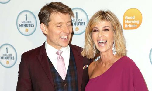 GMB's Ben Shephard's paddleboarding date with Kate Garraway revealed