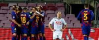 Barcelona player positive for COVID-19