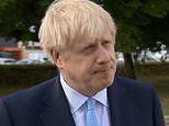 Boris Johnson hints at more stop and search powers for police in response to machete attack