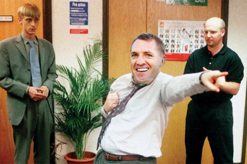 Brendan Rodgers overcomes David Brent phase to attain well-deserved respect