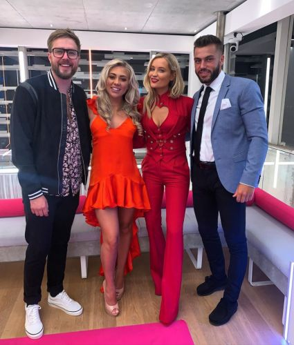 Inside Love Island's boozy afterparty as winners Paige and Finn let loose in the villa with Laura Whitmore