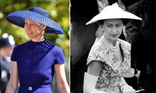 The moving way Princess Margaret inspired her daughter Lady Sarah Chatto's elegant style