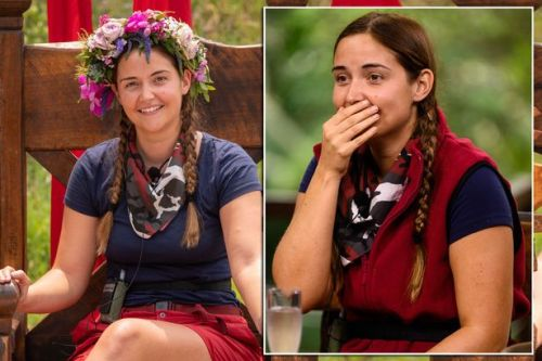 L'm A Celeb winner Jacqueline Jossa cancels live TV gigs in historic first after threesome slurs