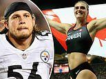 Steelers linebacker Anthony Chickillo arrested for assault after fight with girlfriend Alysha Newman