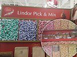 Sainsbury's to launch Lindt chocolate pick and mix stand in 72 stores across the country