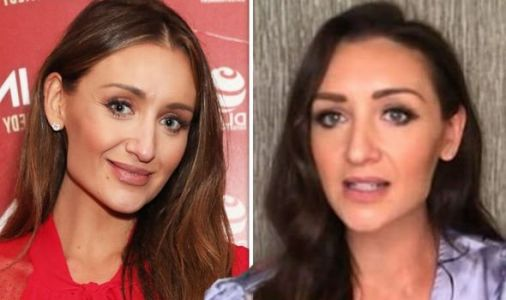 Strictly's Catherine Tyldesley opens up on 'dark days' after grandfather dies of COVID-19
