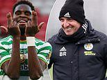 Leicester close in on £15m deal for Celtic forward Edouard as long-term replacement for Vardy