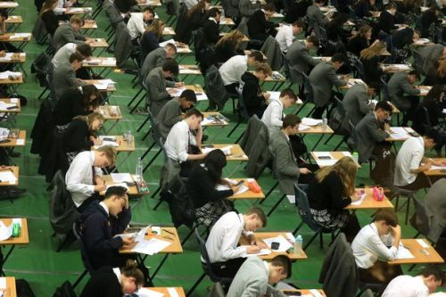 Scottish government overturns exam results for 124,000 students in major fiasco