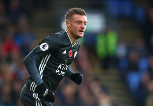 Brendan Rodgers provides encouraging Jamie Vardy fitness update