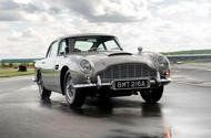 First Aston Martin DB5 Goldfinger Continuation built