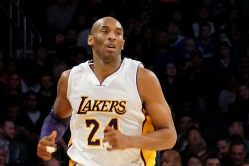 Fans react to Kobe Bryant's death at NBA match following news of tragic helicopter crash