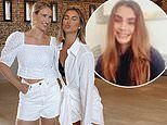 Ferne McCann compares her illusive sister to Aimee Osbourne during wine tasting session