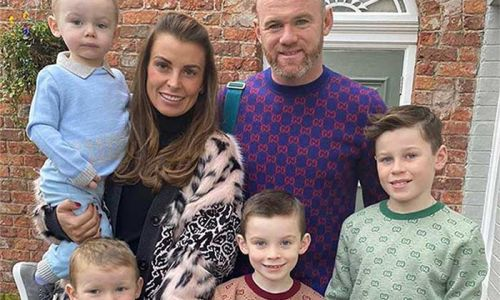 Coleen Rooney's fans can't get over transformation at £6million home - see photos