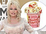 Dolly Parton ice cream garners huge demand. with some eBay sellers seeking $1K for a single pint
