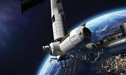 Space hotel: Axiom Space readies for 2024 launch