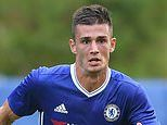 Matt Miazga set for FOURTH loan move away from Chelsea after agreeing terms with Anderlecht
