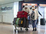 Flight carrying 214 Brits trapped on coronavirus-hit cruise ships in Florida arrive back at Heathrow