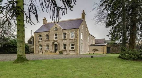 Watch: Video tour of Co Antrim mansion dating back to 1677 on market for £695,000