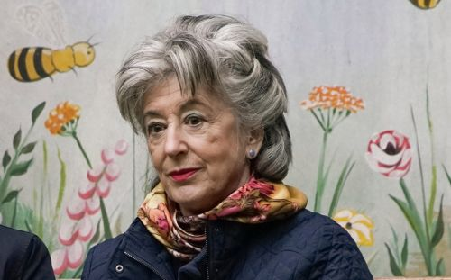 Coronation Street star Maureen Lipman reveals she found it impossible to grieve after her husband's death