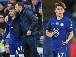 Chelsea boss Frank Lampard hails Billy Gilmour's attitude after undergoing knee operation