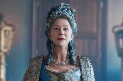 When is Catherine the Great on Sky and NOW TV?