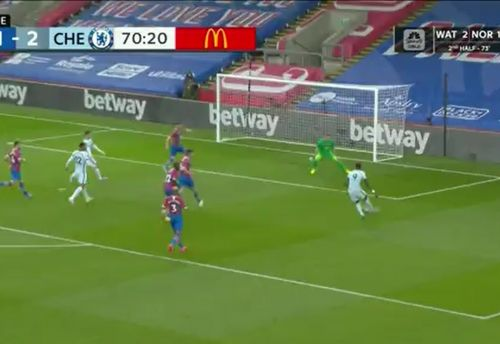 : Tammy Abraham scores great finish after superb RLC assist