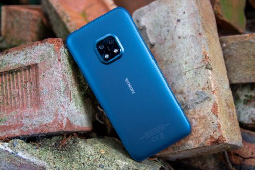 Nokia XR20 initial review: Tough as old boots