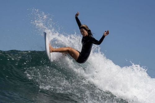 The Most Incredible Photos Of Surfing's Olympic Debut