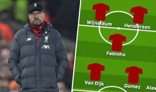 Liverpool team news: Predicted 4-3-3 line up vs Wolves -Klopp rules out injured trio