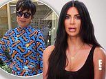 Kim Kardashian learns mom Kris Jenner STOLE a designer ensemble from her daughter's closet