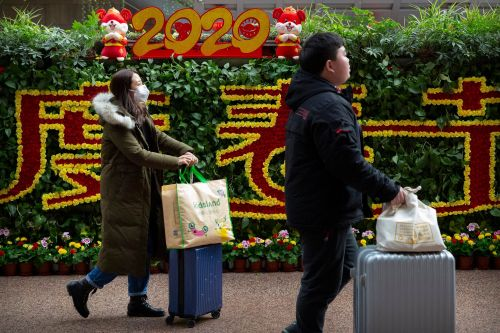 Fears Chinese New Year 2020 could intensify spread of coronavirus