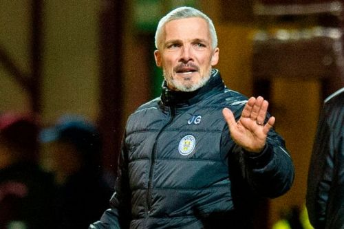 St Mirren boss Jim Goodwin insists it's still a four-horse race to beat the drop