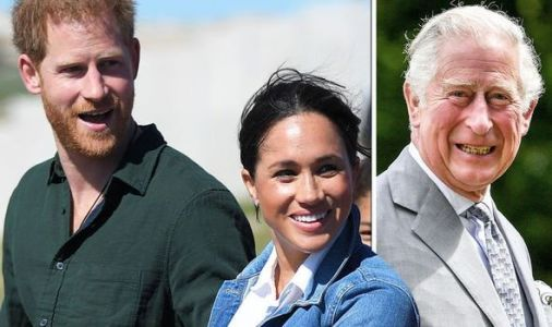 Meghan Markle and Prince Harry are STILL funded by Prince Charles - UK needs 'clean break'
