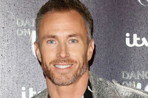 James Jordan heartbroken as his dad is hospitalised after stroke