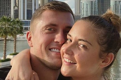 Jacqueline Jossa denies Dan Osborne was 'messaging other women'