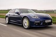 Porsche Panamera Turbo S E-Hybrid Sport Turismo 2021 UK review