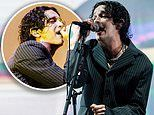 The 1975's Matty Healy rocks the star-studded stage at Reading Festival