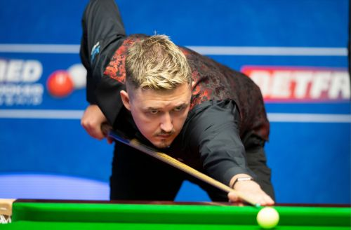 Kyren Wilson says fearless nature is secret to stunning record against Judd Trump