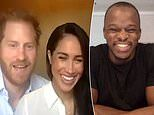 Youth leader says Prince Harry and Meghan Markle were 'warm and engaged'