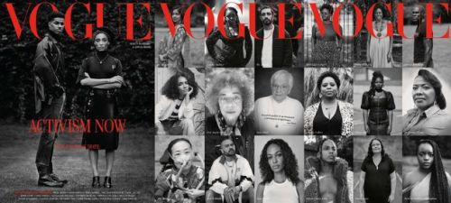 These Are All 40 Activists Featured In British Vogue's September Issue