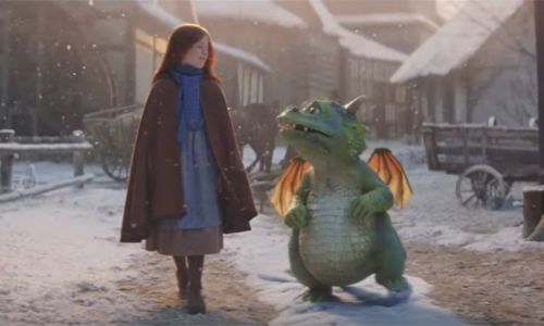 John Lewis unveils 2019 Christmas ad starring 'Excitable Edgar': WATCH