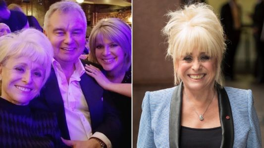 Eamonn Holmes shares sweet birthday message for Barbara Windsor as she settles into care home