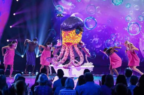 The Masked Singer's Tree may have revealed who Octopus is