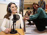 Kate Middleton's venture into podcasting 'was not a vanity exercise', source tells People magazine