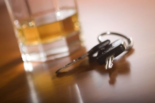 The 110mph driver who was more than four times the legal drink limit